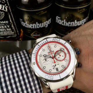 オメガ OMEGA メンズ腕時計 三色有り
