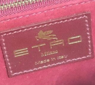 【未使用】ETRO/エトロ ハンドバッグ