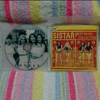 SISTARCD・DVD セット