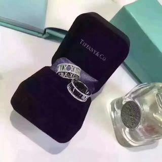 美品 可愛い指輪リング セラミック SV925 H17