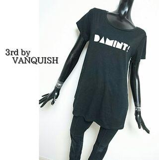 3rd by VANQUISH*ロングTシャツ