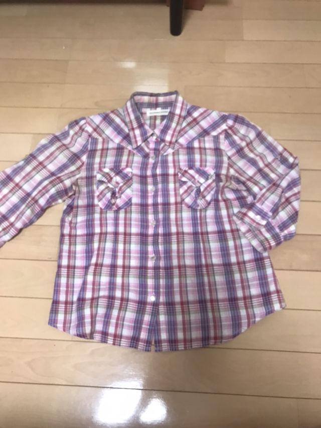 チェックシャツ - フリマアプリ&サイトShoppies[ショッピーズ]