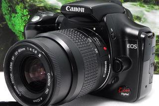 初心者おすすめ?Canon EOS Kiss Digital