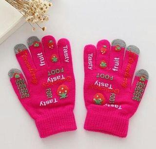 スマホ タブレット タッチパネル 3本指 対応 手袋