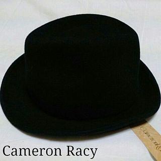 Cameron Racy*中折れハット