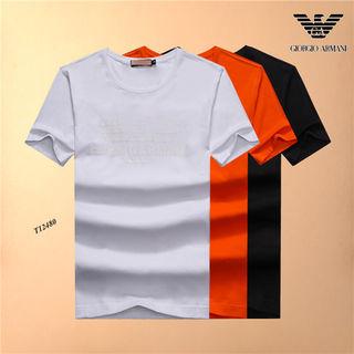 新品 ARMANI Tシャツ ハンサム 3色在庫 国内発送