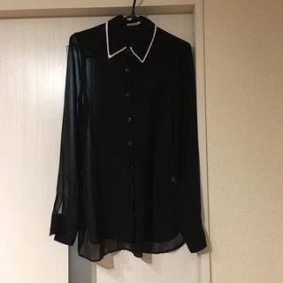 moussyシャツ