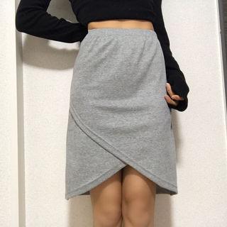 スウェットスカート