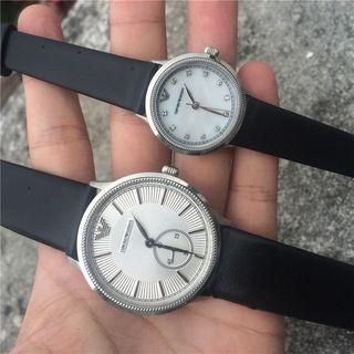 アルマーニ腕時計 国内発送 2枚セット
