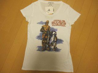 新品 JUNKFOOD STARWARS Tシャツ