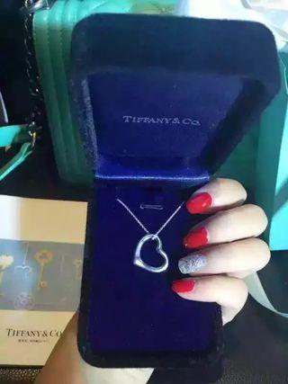 大人気 Tiffany ネックレス  国内発送