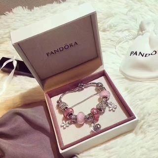 Pandora 人気ブレスレット
