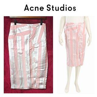 acne studios ペンシルスカート アクネ スカート