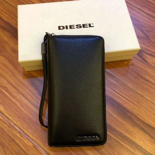 綺麗美品 高品質Diesel長財布 国内発送