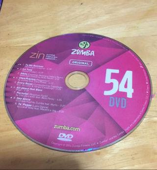 ズンバ DVD