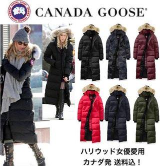 人気推薦 カナダグース ダウンコート防寒CG71