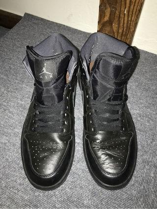 Nike Air Jordan1 ブラック