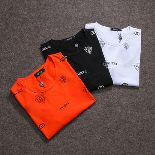 大人気 グッチ Tシャツ メンズファッション 3色