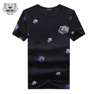 KENZO春夏Tシャツ メンズおしゃれ 大きめ