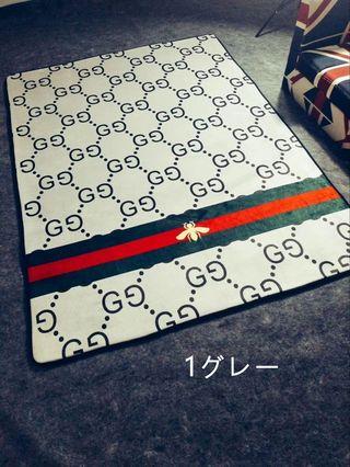 グッチ人気新作マット カーペット 寝室ラグ絨毯防音