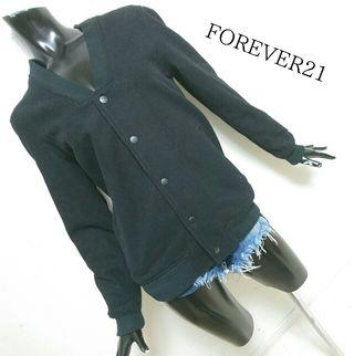 FOREVER21*ブルゾン*スタジャン