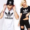 大人気可愛い アディダスTシャツ 半袖 adidas