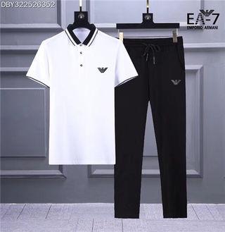 アルマーニTシャツ上下セットTシャツ&パンツ セット販売