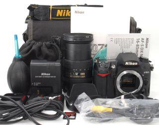 即撮影可Nikon D7000 16-85mm VRキット
