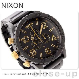 ニクソン 51-30CHRONO 腕時計 A083-1041
