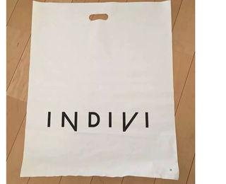(送料無料) INDIVIショップ袋