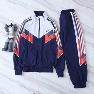 Adidas×PALACE人気コラボ 素敵な上下セット