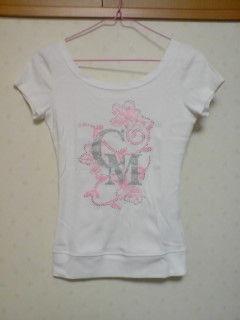 CECIL McBEEのTシャツ