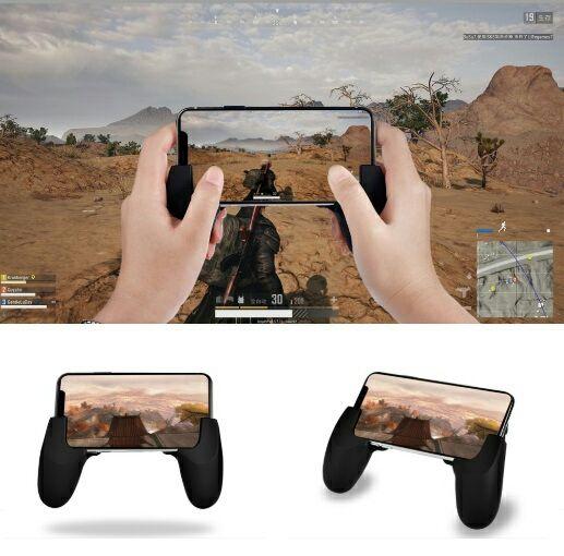 モバイル ゲーム パッド スマートフォン ハンドル グリップ