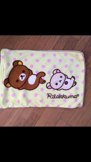 リラックマ 枕カバー