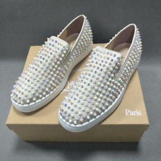 国内発送。最高品質。クリスチャンルブタン靴。