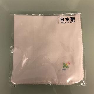【未開封】ミキハウス日本製ガーゼハンカチ