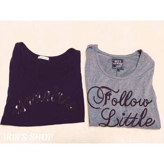 半袖Tシャツ  2枚セット
