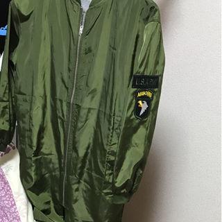 MA-1韓国ファッション