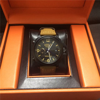 高品質 PANERAI 人気 手動機械腕時計