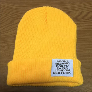 レディース ニット帽子