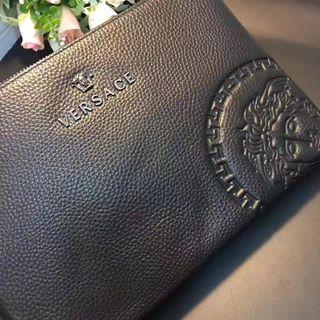 人気美品 Versace 新品財布 国内発送