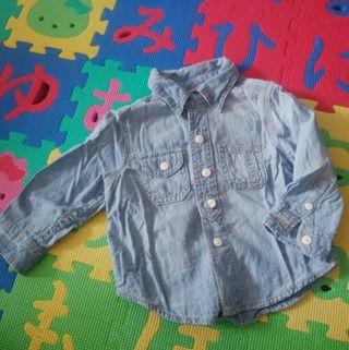 babyGap デニムシャツ