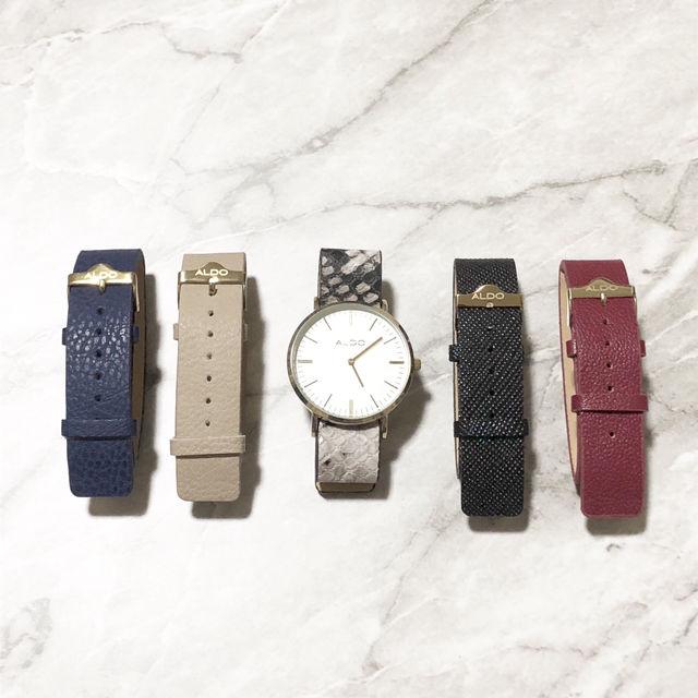 ALDO/腕時計