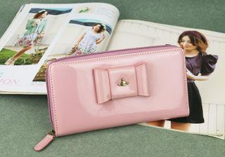 国内発送 長財布 可愛い ヴィヴィアン 色選択可 人気美品
