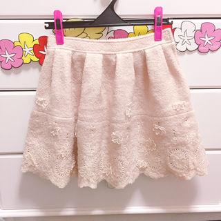 リズリサ 花柄スカート