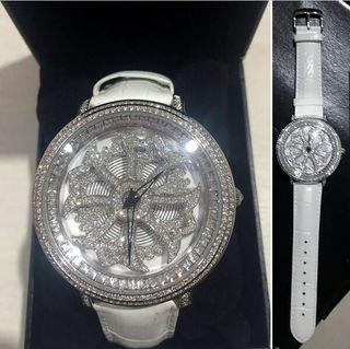 【国内発送】 ブリラミコ くるくる腕時計 超人気 素敵