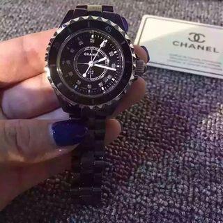 シャネル男女兼用 腕時計 2-35文字盤数字ダイヤ