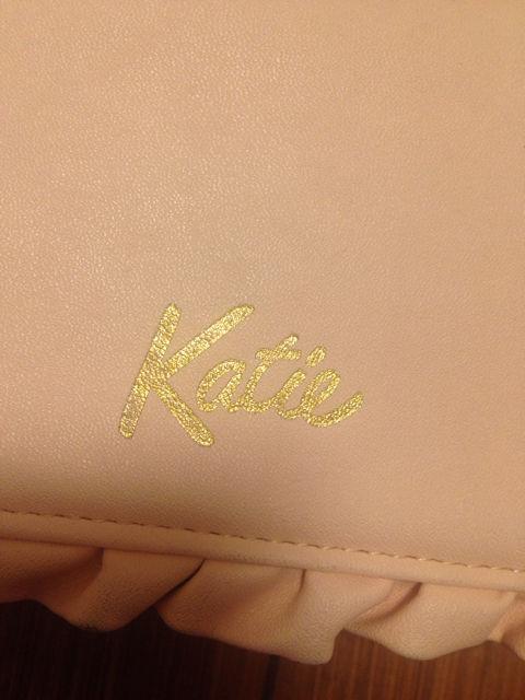 Katie wallet pink