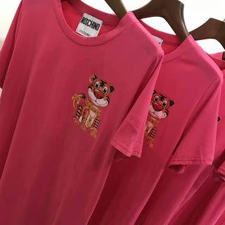 デザイン感あり!レディースTシャツ トレーニングシャツ