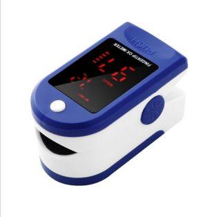 【4個セット】 心拍測定 オキシメーター 非医療用